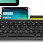 Type Easier with Logitech K480 Bluetooth Multi-Device Keyboard