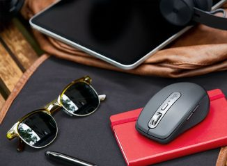 Compact Logitech MX Anywhere 3 Mouse Is Ideal for Mobile Work
