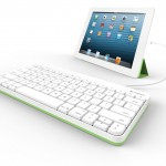 Logitech Plug and Play Wired Keyboard for iPad