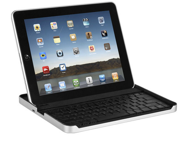 Logitech Zagg iPad 2 Case and Keyboard