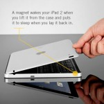 Logitech Keyboard Case for iPad2 by Zagg