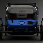 Logma Small Car Design With Lambo Style Doors