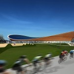 London Velopark in 2012 for Olympic