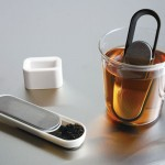 Loop Tea Strainer Reduces Dirty Dishes in Your House