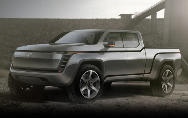 Lordstown Motors Electric Pickup Truck