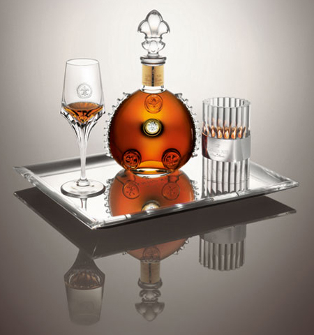 louis xii cognac glass limited edition design