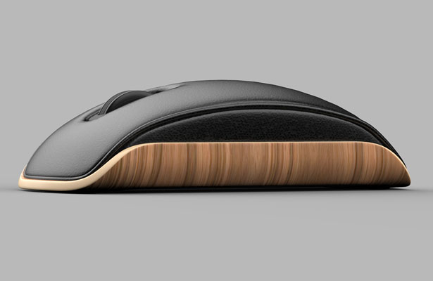 Lounge Mouse by Shane Chen Design