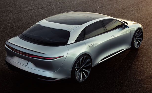 Lucid Air Electric Car