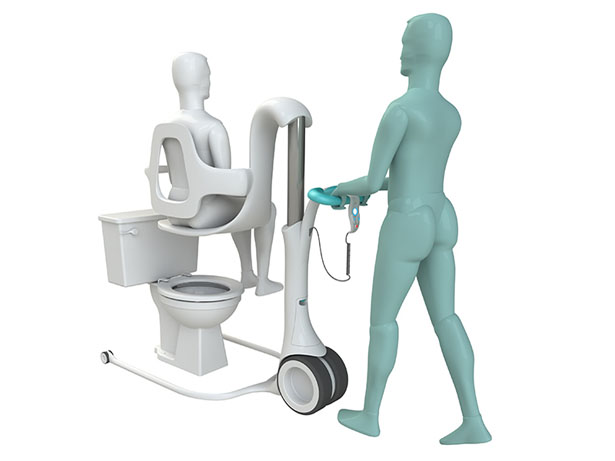 Lucy Lift - Ideal Patient Transfer Lift by Elman Lewis