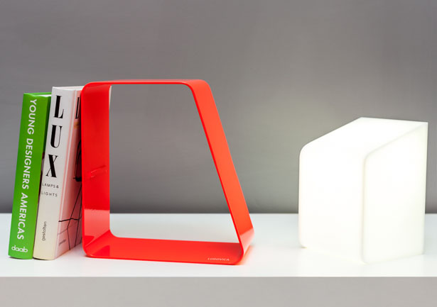 Ludovica Lamp by Andrea Zanocchi and Carolina Starke