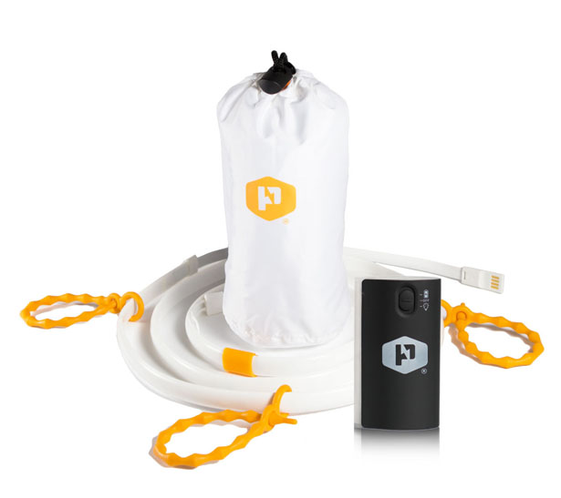 Luminoodle Plus : LED Rope Lights for Your Outdoor Activities