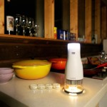 Lumir C: Candle Powered LED Lamp