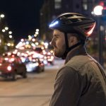 Lumos Smart Bike Helmet with Wireless Turn Signals For Better Safety