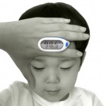 Lunar Baby Thermometer by Duck Young Kong