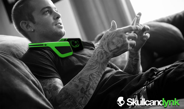 LYNK Headphones Concept Study for SkullCandy is Inspired by The Lifestyle of a Skateboarder by Abid Shaikh and Divya Chadha