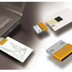 Business Card and Memory Storage : M++ Card