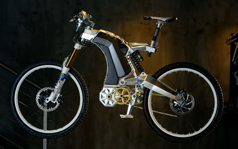 M55 Electric Bike