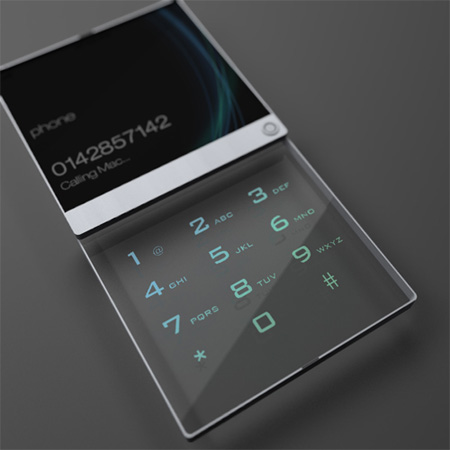 mac funamizu mobile phone concept