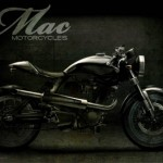 MAC Motorcycles with 5-Speed 'Blast' Engine