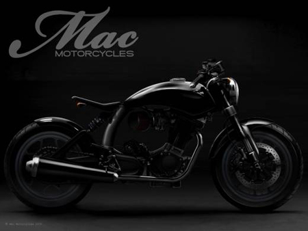 mac motorcycle