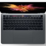 MacBook Pro Laptop with Touch Bar Features Thinner and Lighter Body