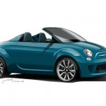 Abarth 500 Roadster Was Inspired by The Iconic 500 Fiat