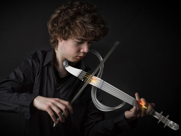 Maestro Electric Violin by Junguk Shin