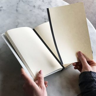Magnetic Notebook with Pages Easy to Attach and Detach as Needed