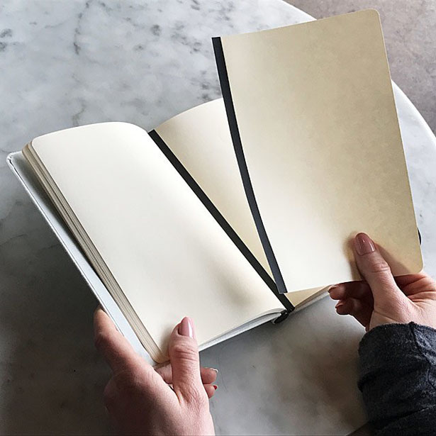 Magnetic Notebook by Charles Good-Man