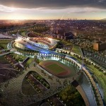 Incheon Main Stadium for 2014 Asian Games