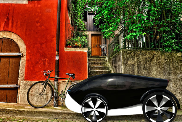 Mangalicanga Two Seater Velomobile