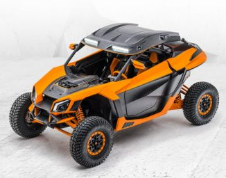 MANSORY Xerocole Off-Road Vehicle Is Also Suitable for Everyday Use