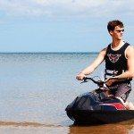 Manta 95R Personal Water Craft by Luke Leighton