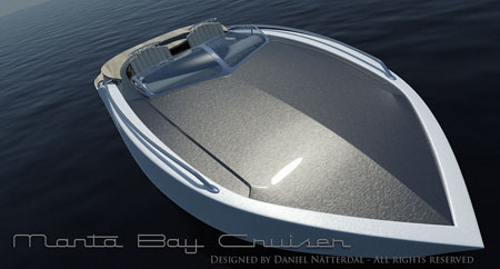 Manta Bay Cruiser Was Designed With Great Concideration Of The Enviroment