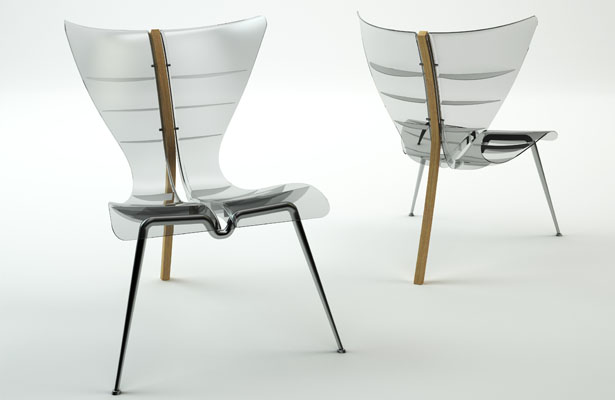 Manta Chair by Hakan Gursu of DesignNobis