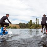 Manta5 Hydrofoiler XE-1 Allows You to Enjoy Cycling on Water