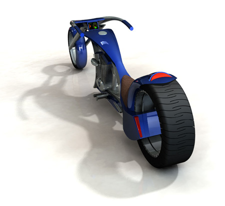 mantis motorcycle concept