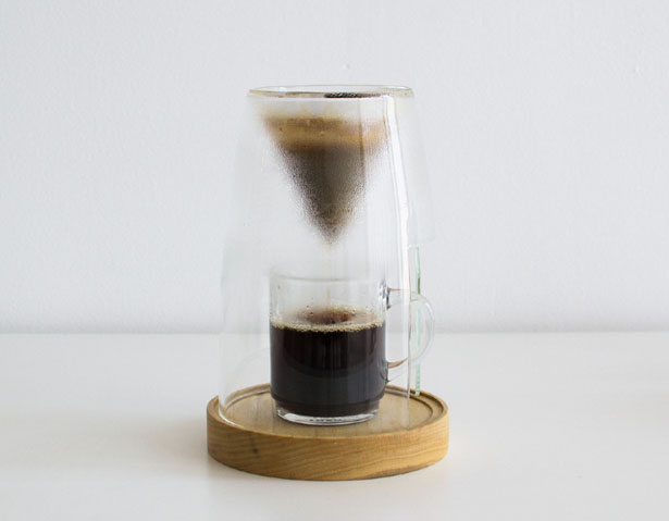 Manual Coffee Maker by Craighton Berman Studio