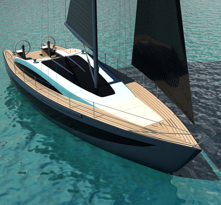 marlin yacht a bridge between nature and mankind