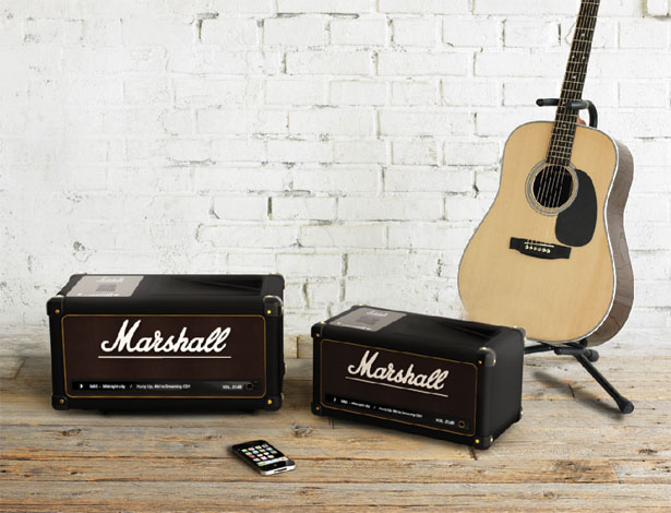 Marshall Freeplayer by Michael Imbert