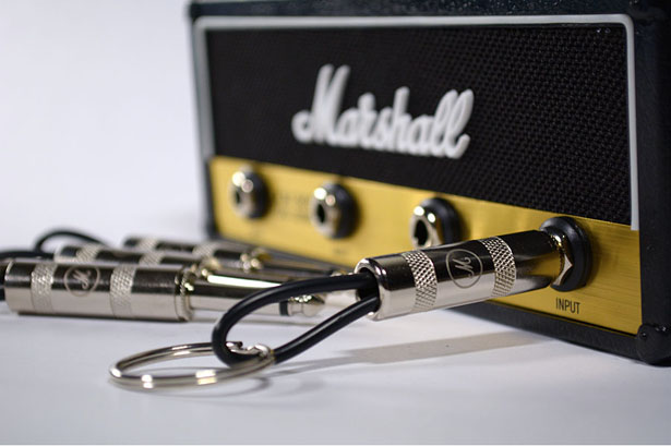 Marshall JCM800 Jack Rack 2.0 with 4 keychains