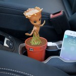 Marvel Groot USB Car Charger for Guardians of the Galaxy Fans