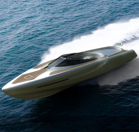 MAS Yacht 36 Features Marvelous Sea Enjoyment With A Compact And Innovative Shape