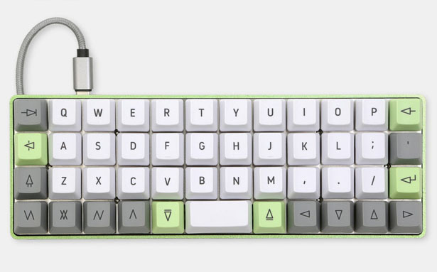 Massdrop Teamed Up with OLKB to Develop Planck Mechanical Keyboard Kit V6