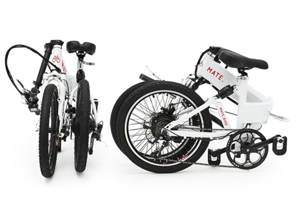 Mate Foldable E-Bike