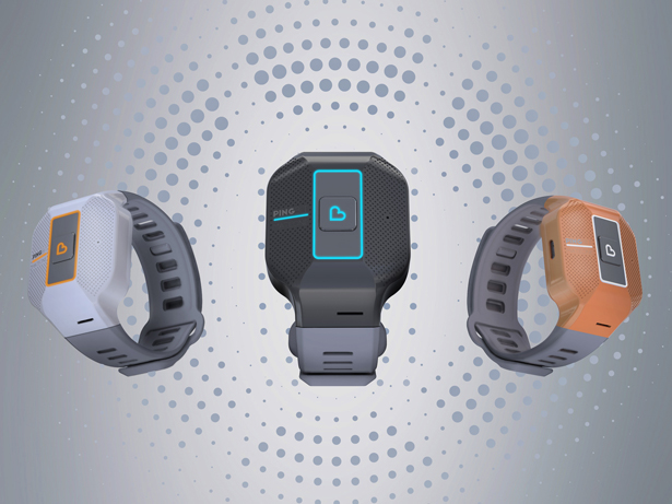 Mateone Wearable Health Monitoring Device by Venn IDC