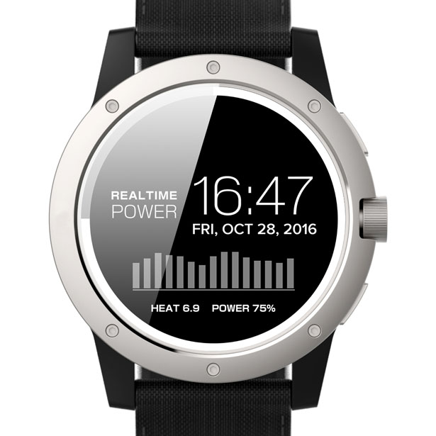 Matrix PowerWatch Is Powered by Your Body Heat