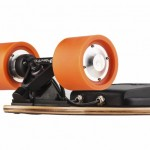 Maxfind Electronic Skateboard with Wireless Remote Control to Control the Speed