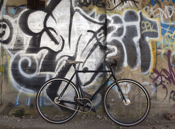 Maxwell EP0 Ultra Lightweight Electric Bicycle Looks Like a Conventional Bike