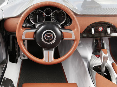 mazda MX-5 superlight concept car